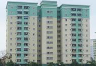 Cho thuê căn hộ CT3A Mễ Trì Thượng, 100m2, 3PN, nội thất cơ bản, giá 9 tr/th