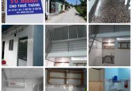 Nhà trọ tư nhân tại TP. Bến Tre (12 phòng có gác, máy lạnh)