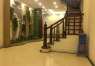 Bán nhà 4.5 tầng, xây mới 2019 phố Đội Nhân, Ba Đình, Hà Nội