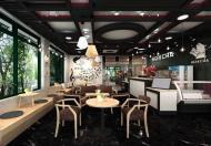 Cho thuê cửa hàng Hồ Tùng Mậu, 200m2, 2 tầng, giá 160tr/th