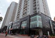 Cho thuê chung cư VOV Mễ Trì, Nam Từ Liêm, 86m2, 3PN, 2WC, nội thất cơ bản, giá 9 tr/th
