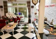 Bán nhà hẻm Lê Văn Lương, có sân vườn, sân để xe, giá bán full nội thất. LH: 0934.988.037