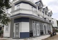 Bán 3 căn nhà mới xây 1 trệt, 1 lầu, khu dân cư Hồng Phát, sổ hồng hoàn công, giá rẻ nhất khu