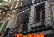 Quá sốc, nhà mới Đê La Thành, Đống Đa, 40m2, 4T, chỉ 2.5tỷ, MT 4m, gần chợ, 0963420618