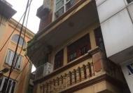 Bán nhà lô góc, ngõ ô tô, kinh doanh phố Tân Mai, Kim Đồng, 42m2 x 4 tầng, giá 3.2 tỷ