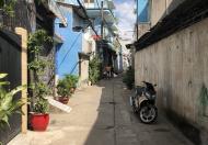 Cần bán lô đất P Phú Thạnh, Q Tân Phú, 4x20m, giá bán 4,8 tỷ
