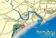 Đầu tư đất nền khu biệt thự, nhà phố mặt tiền biển Hamubay ngay trung tâm TP. Phan Thiết