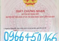 Cần bán đất lô dân sinh tại khu TĐC Xi Măng Hải Phòng