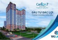 Cần bán lại 1 số căn Carillon 7 Tân Phú của TTC Land, giá tốt. LH: 0939 810 704