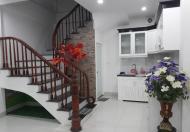 Nhà đẹp quận Hoàng Mai, ô tô, DT 33m2, 4 tầng, giá 2 tỷ