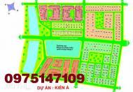 Bán nền biệt thự đơn lập dự án Kiến Á, phường Phước Long B, Quận 9, đường D5A rộng 20m