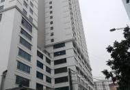 Cho thuê nhà tại Vũ Phạm Hàm 160m2 x 4 tầng, mặt tiền 6m cho thuê giá rẻ