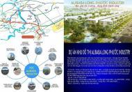 Bán nhà đất 100m2, dự án Alibaba Long Phước 1, đất Long Thành, Đồng Nai