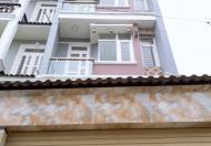 Nhà phố đúc 3 tấm 4x10m 3PN, 3WC 134/5 Nguyễn Văn Dung ngay cầu An Lộc