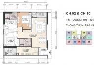 Cần tiền đầu tư gia đình tôi cần bán gấp căn hộ 1410 dự án chung cư A10 Nam Trung Yên