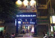 Cho thuê nhà MP Nguyễn Khuyến, DT 120m2, 4 tầng, MT 6m, giá 21 triệu/tháng