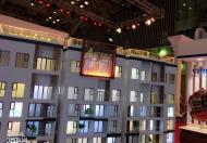 Bán lại căn hộ mặt tiền Nơ Trang Long, có siêu thị BigC, 2 phòng ngủ, 2WC, được trả góp