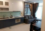 CH 2 PN, full nội thất, mới decor, DT 82m2 , giá 4,1 tỷ tại Vinhomes Central Park LH: 0931 467 772