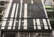 Bán nhà mặt phố Lạc Nghiệp, quận Hai Bà Trưng, DT 120m2, 7 tầng MT gần 9m trang bị 2 thang máy