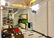Chủ cần bán gấp mặt phố Châu Long Ba Đình, 60m2 5 tầng, MT 5,4m