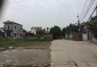 Đất 2 mặt tiền, 52.8m2, MT 4,85m, Phú Thị, Gia Lâm. Ngõ ô tô thông