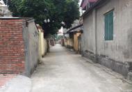 Bán đất 48m2 mặt tiền 5m, Phú Thị, Gia Lâm, chỉ 750 triệu
