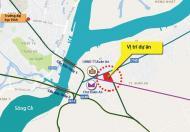 Ra mắt khu đô thị Xuân An Green Park, Nghi Xuân, Hà Tĩnh, ngay thị trấn Xuân An