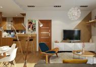 Cho thuê căn hộ Golden West 76m2, 2 PN, full đồ, giá 16 tr/th TL, LH: 0965820086