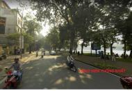 Bán trước tết nhà mặt phố Nguyễn Du, 55m2, đối diện công viên Thống Nhất