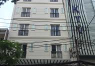 Bán nhà mặt tiền đường Nguyễn Văn Trỗi, DT 11x21m, hầm + 9 lầu. LH 0932347481 Tuấn Dương