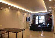 Cho thuê chung cư Thăng Long Number One, căn góc 138m2, 4 phòng ngủ, đủ nội thất