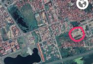 Cần bán nhanh lô đất giãn dân Đại Phúc, mặt vườn hoa, thông thẳng sang Nguyễn Quyền, DT 76m2