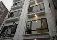 Bán nhà phố Nguyễn Chính, Tân Mai, Hoàng Mai hơn 4tỷ, 5 tầng, ô tô đỗ cửa, KD tốt