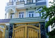 Cần bán nhà đẹp mới hẻm 2279 Huỳnh Tấn Phát, Nhà Bè, DT 4x20m, 3 lầu. Giá 5,3 tỷ