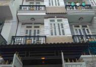 Bán nhà hẻm 67 Đào Tông Nguyên, Nhà Bè, DT 4x14m, 3 lầu, ST. Giá 4,2 tỷ