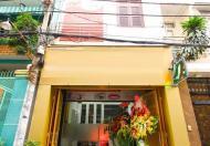 Cho thuê nhà HXH Sư Vạn Hạnh, phường 13, quận 10