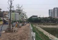 Bán nhà mặt hồ Hạ Đình, Vỉa hè 10m, Kinh doanh cực tốt, DT 40m2, MT 4m, Giá 5.9 tỷ