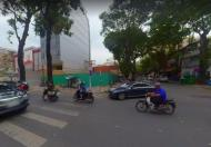 Cho thuê đất trống mặt tiền đường Nguyễn Trãi, Phường Nguyễn Cư Trinh, Quận 1