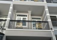 Nhà mới Lê Văn Lương, Phước Kiển, DT: 3,5x13m, 1 trệt 2 lầu sân thượng + 4PN + 3WC