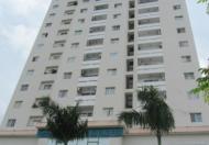Cần cho thuê gấp căn hộ chung cư Vạn Đô, Q. 4, DT 80m2, 2 phòng ngủ, trang bị nội thất đầy đủ