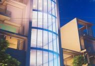 Bán tòa nhà mặt tiền Tăng Nhơn Phú, Q. 9, DTKV: 10.5x32m, hầm, trệt, 6 lầu, 26 tỷ