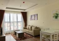 Cho thuê CHCC Sun Square, tầng 15, 118m2, 3PN, đầy đủ nội thất, 14tr/th. LHTT: 0989.144.673
