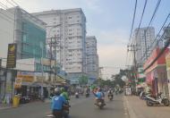 Bán nhà hẻm 32 Mai Xuân Thưởng, phường 11, quận Bình Thạnh, cách mặt tiền 5 căn nhà