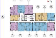 Chính chủ cần bán CHCC 80m2, 3 phòng ngủ, 2 vệ sinh, FLC 418 Quang Trung, Hà Đông