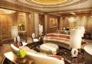 Bán nhà mặt tiền đường Lê Lai, P. Bến Thành, Q. 1. DT: 8.9x20m hầm + 10 lầu + TM, giá 162 tỷ