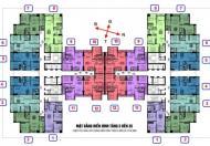 Chính chủ cần bán gấp căn 1209B 75 Tam Trinh, DT 67.2m2 với giá 25tr/m2, LH: 0962449105