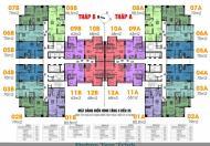 Bán 1105 chung cư 75 Tam Trinh, 70m2 giá 1,9 tỷ, sổ đỏ mới 100%: LH 0961637026
