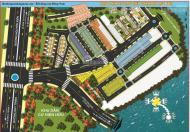 Bán gấp lô đất Đảo Kim Cương Long Thuận, Quận 9, giá chỉ 45tr/m2, DT 56m2, Đông Nam, view sông Tắc