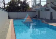 Biệt thự Compound cho thuê tại Trần Ngọc Diện Thảo Điền 3 tầng 5PN