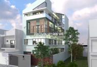 Biệt thự Thảo Điền mặt tiền 3 tầng 1 lửng có sân vườn cho thuê mới